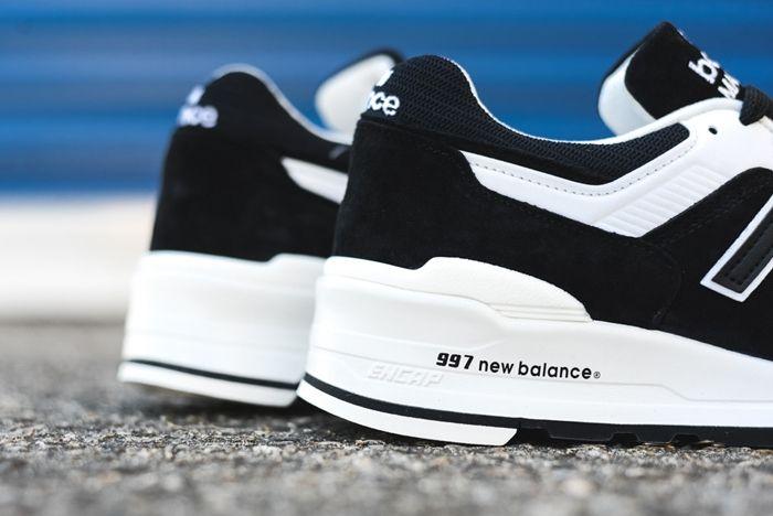 New Balance 997 Black White 3