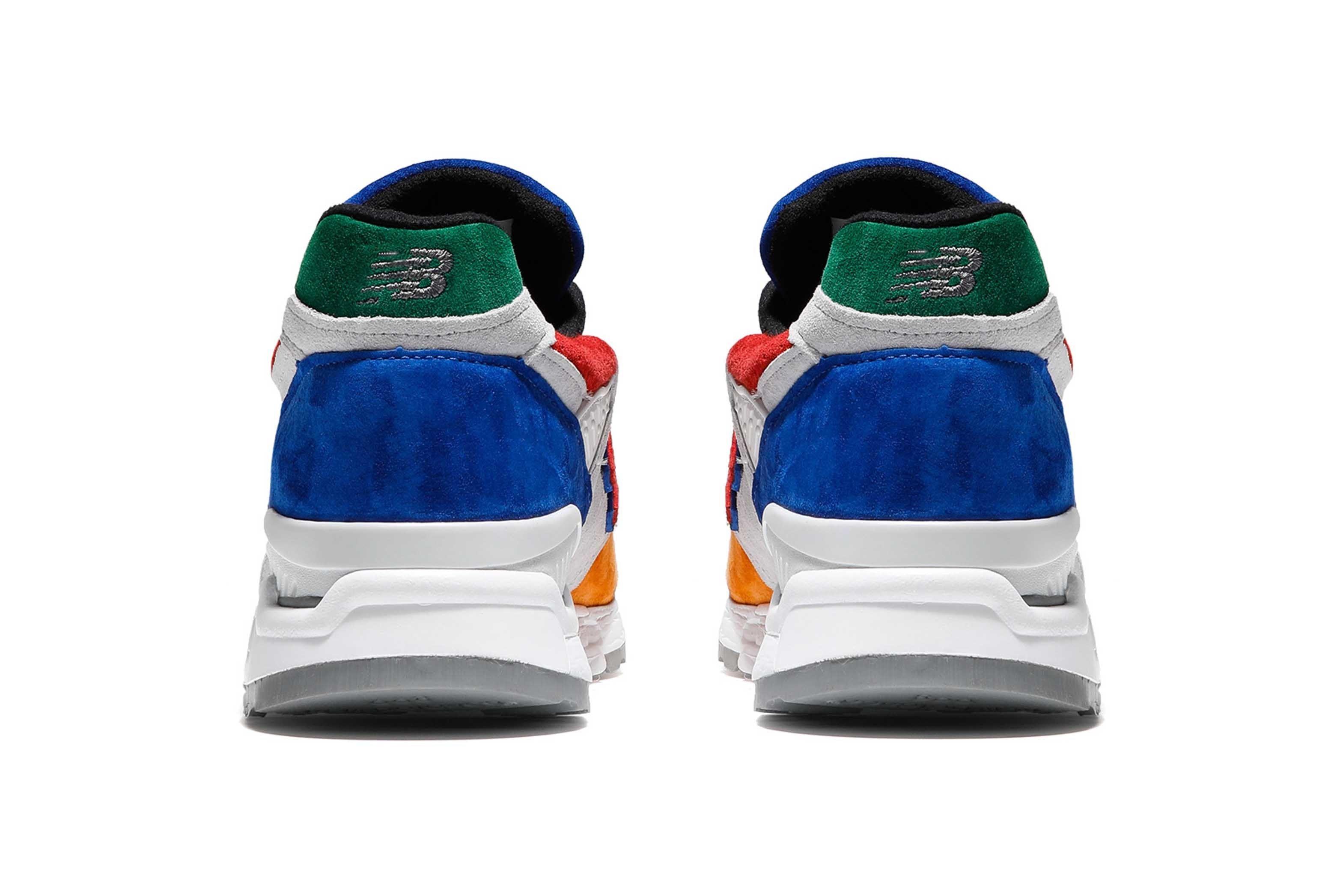 Bodega New Balance 998 Mass Transit Release Date 3 Sneaker Freaker