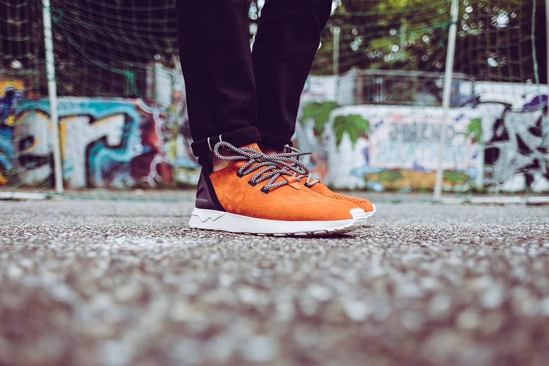 Adidas Zx Flux Adv X Craft Chili 5
