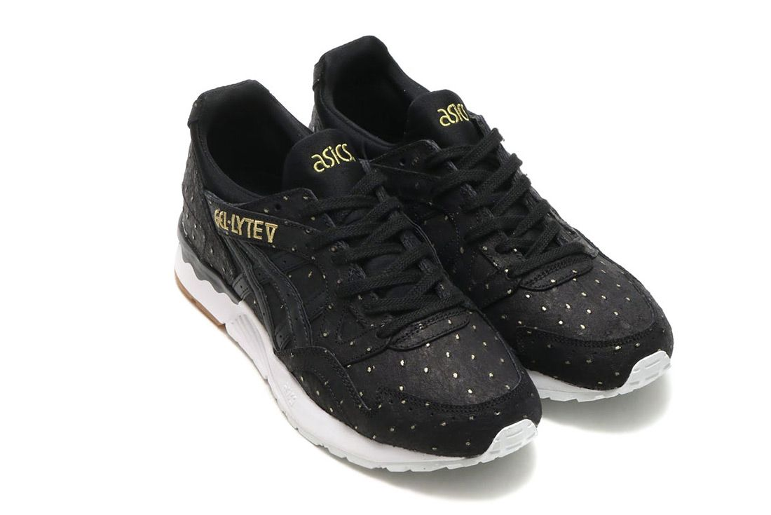 Asics Ostrich Leather Gold Pack 3