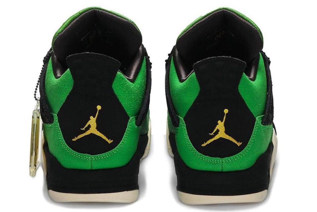 Air Jordan 4 'Manila' product shot