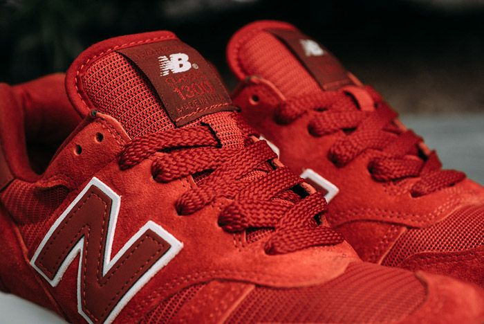 New Balance Made In Usa 1300 Csu Red 5
