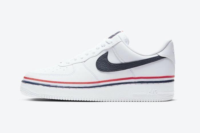 Nike Air Force 1 Ribbon Lateral
