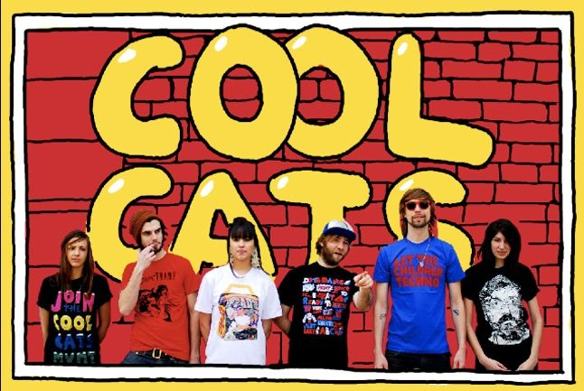 Ed Banger Presents Coolcatsfr 1