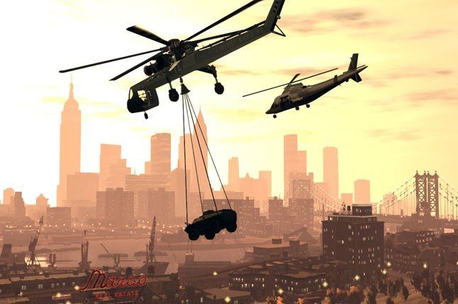 Grand Theft Auto Episodes From Liberty City 13 1