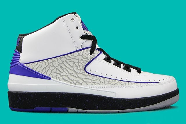 Air Jordan 2 Nightshade 1