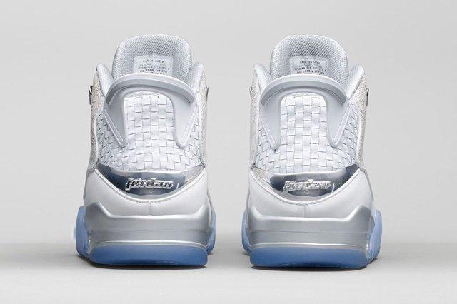 Air Jordan Dub Zero Laser 3