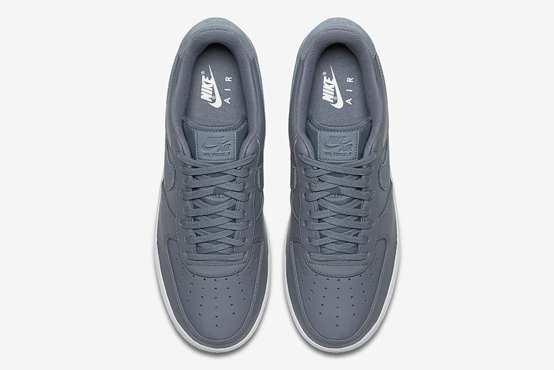 Nike Air Force 1 Refelctive Swoosh Pack 12