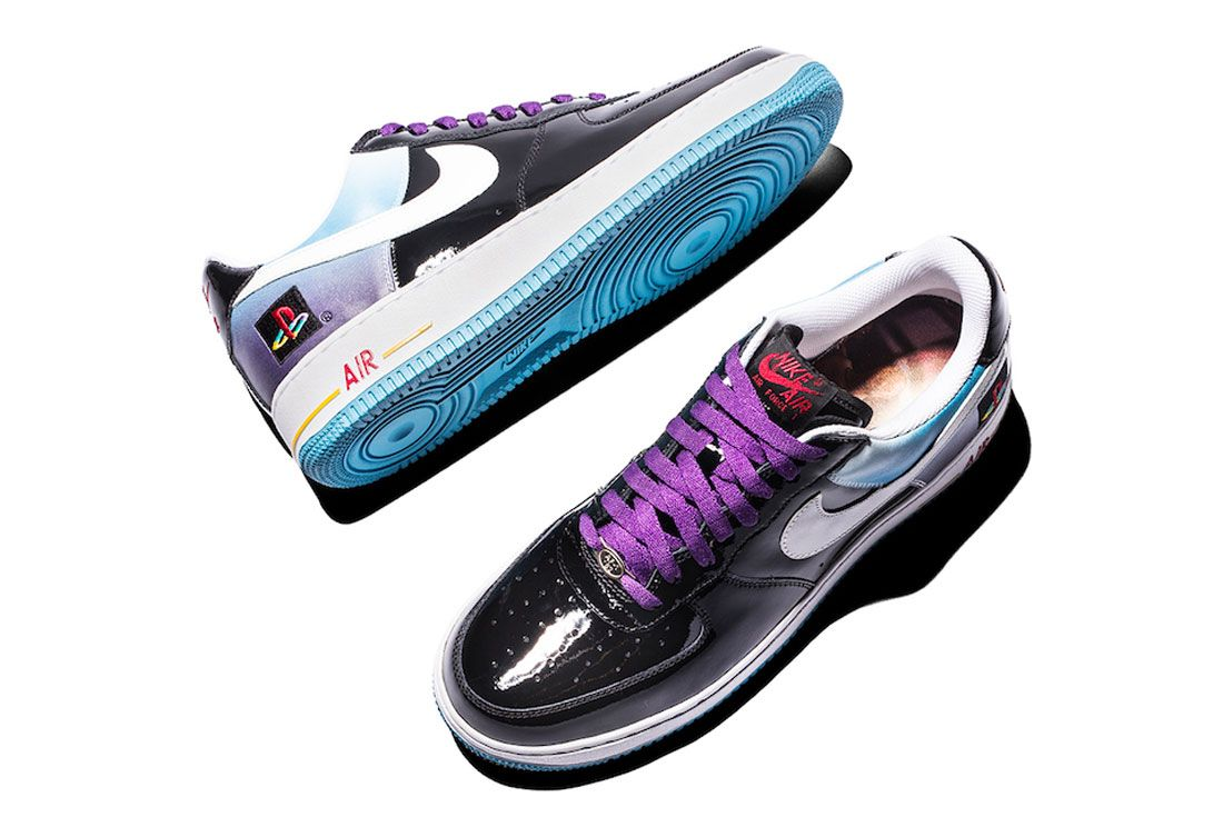 Nike Air Force 1 Playstation 2006