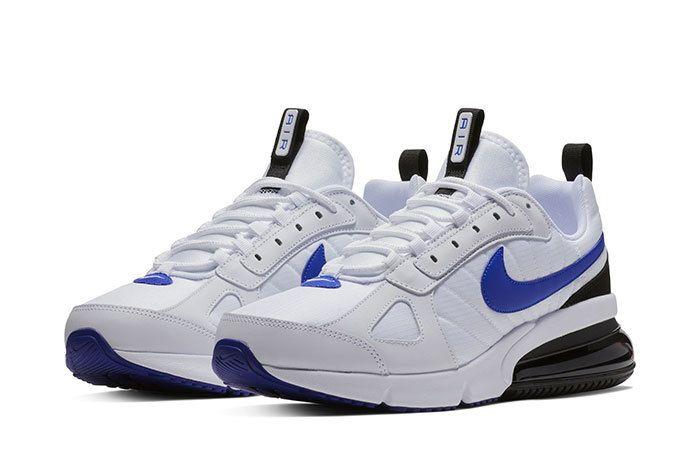 Air Max 270 Futura Blue White Sneaker Freaker2