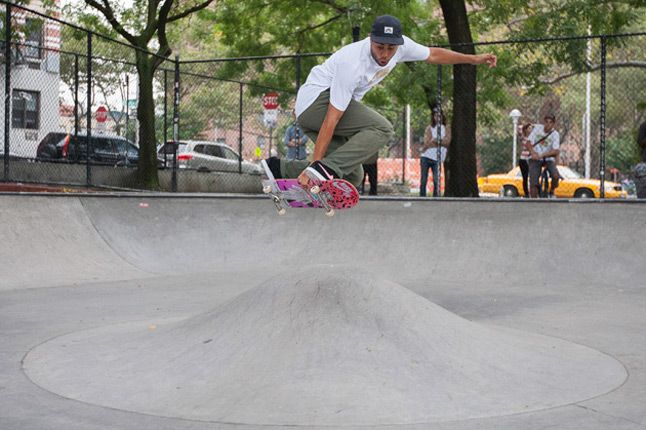 Nike Sb Koston 2 Black Pink Skate Action Sports 11