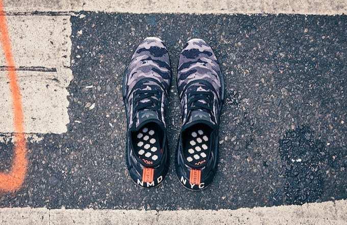 Adidas Nmd Print Series Bottom Replace Sneaker Freaker