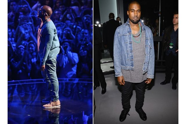 Kanye West Sneaker Style Visvim