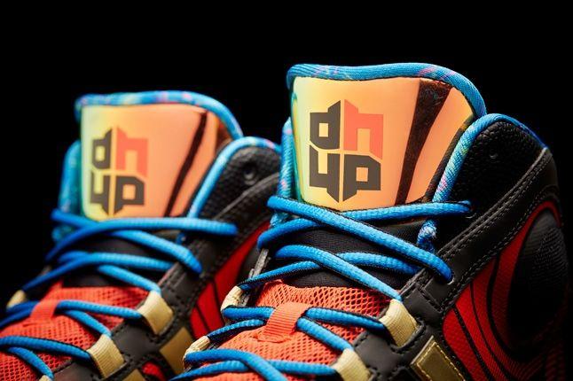Adidas D Howard 4 First Look 1