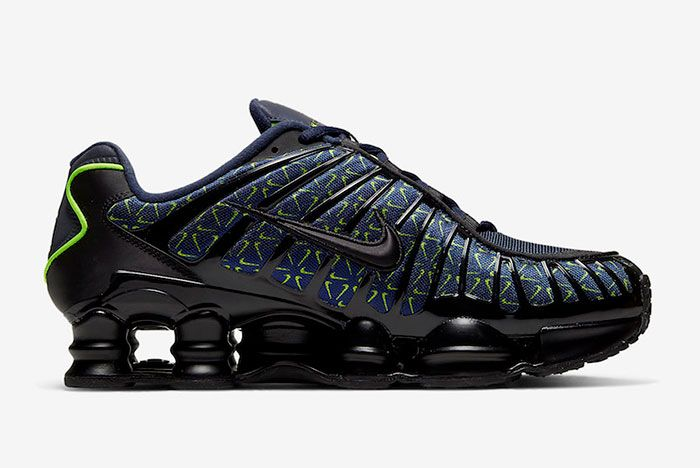 Nike Shox Tl Just Do It Ct5527 400 Medial