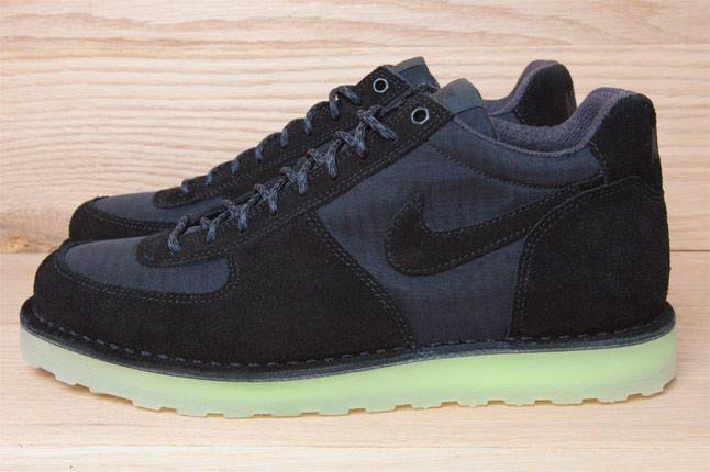 Nike Air Lavadome 2012 Black Acg Side 1