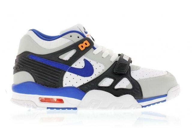 Nike Air Trainer 3 Pure Platinum Lyn Blue 4