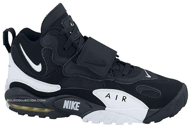 Nike Air Max Speed Turf Black White Voltage Yellow 01 1