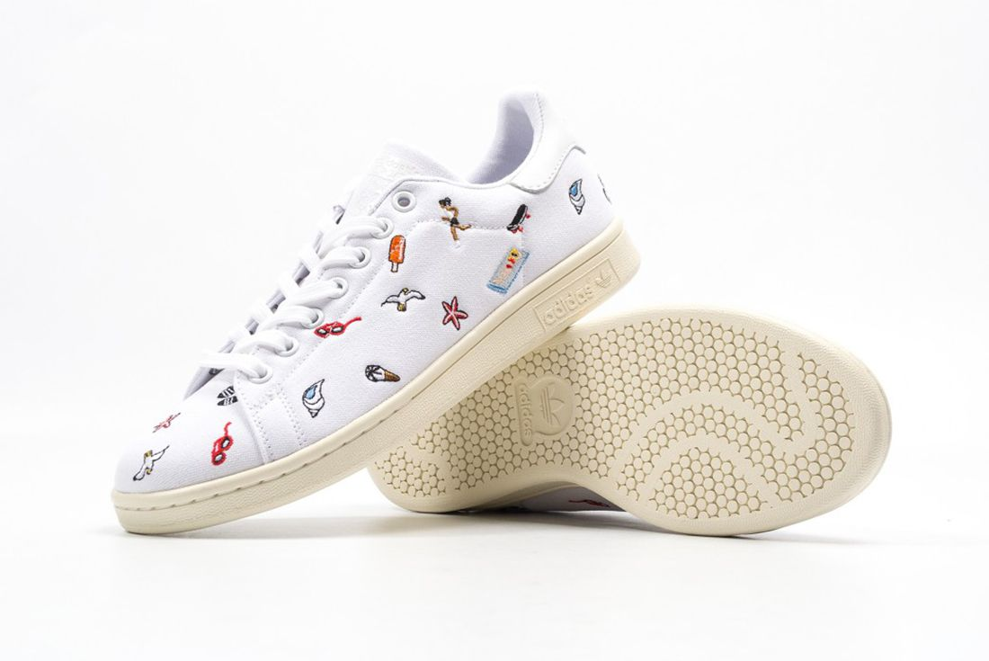 Adidas Stan Smith Womens Summer 5
