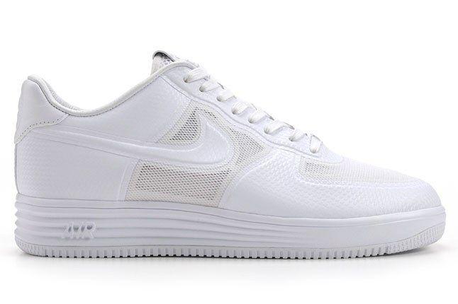 Nike Lunar Force 1 White 1
