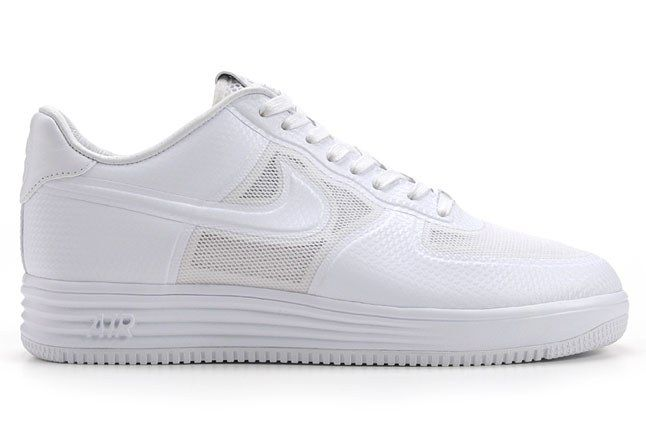 Nike Lunar Force 1 White 1
