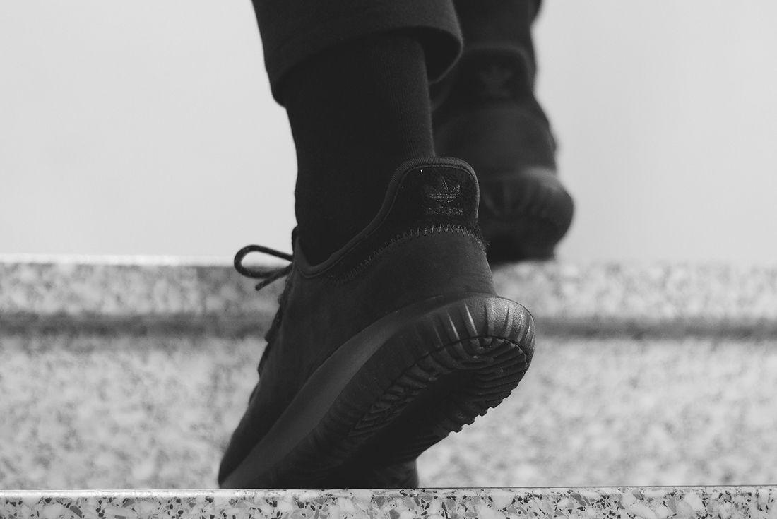 Adidas Tubular Shadow Knit Core Black Sneaker Freaker2