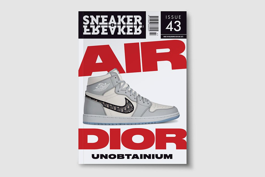 Sneaker Freaker Issue 43