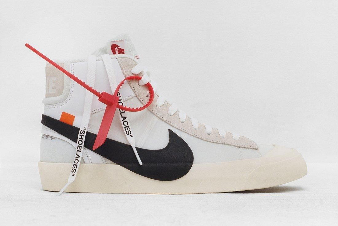 Off White X Nike Top Ten Project 5