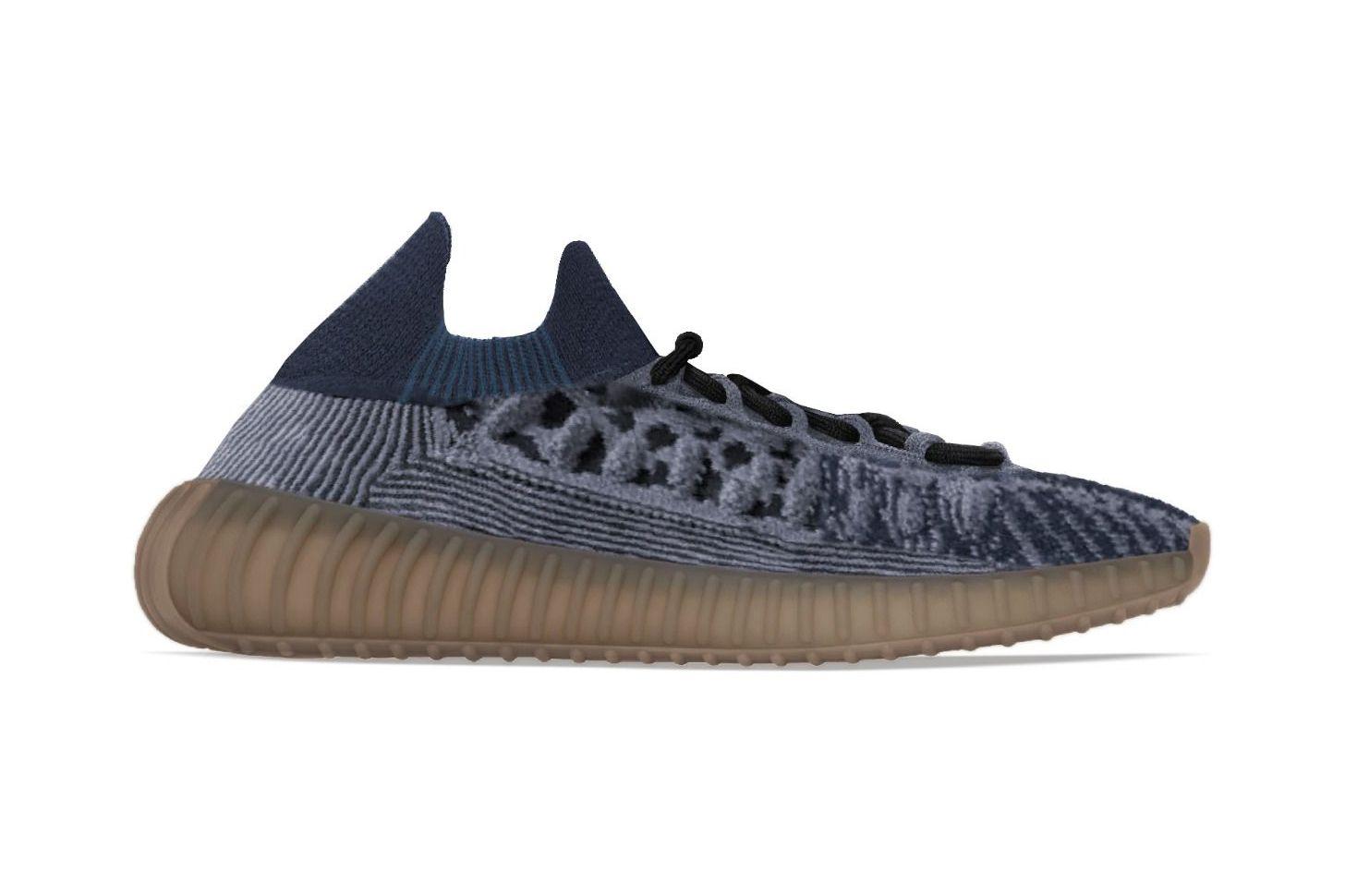 adidas Yeezy Boost 350 V2 CMPCT 'Slate Blue'
