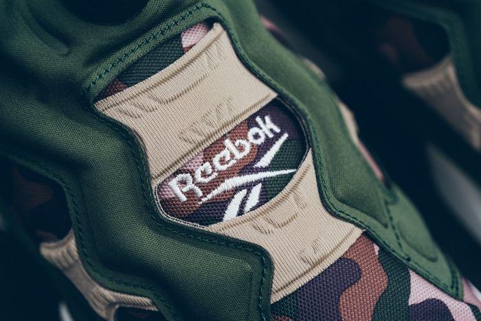 Rbk Pump Fury Og Primal Camo Sneaker Politics 2