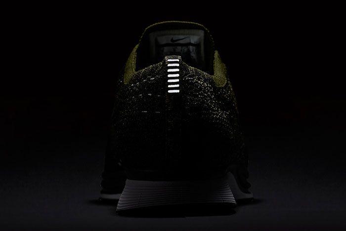 Nike Flyknit Racer Rough Green 5