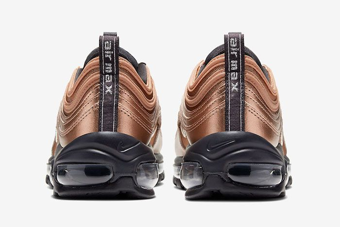 Nike Air Max 97 Copper Ct1176 900 Heel