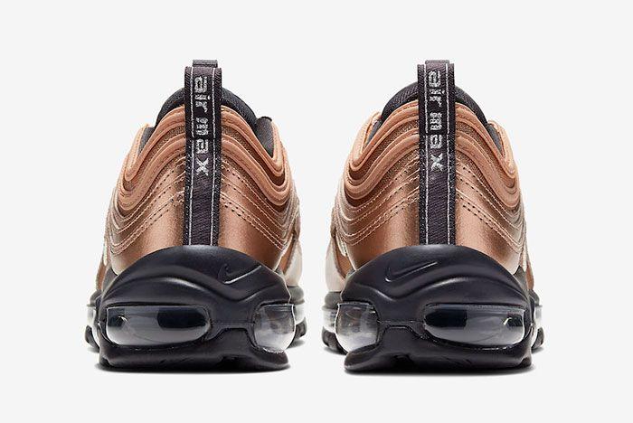 Nike Air Max 97 Copper Ct1176 900 Heel
