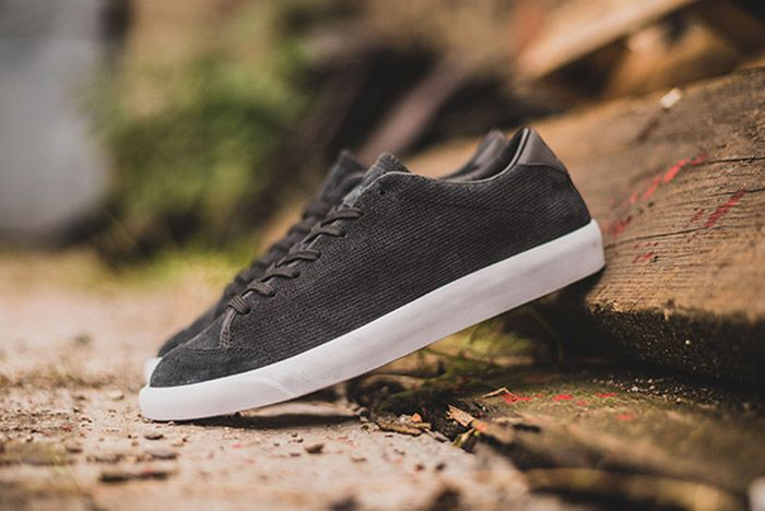 Nike All Court 2 Low Black Suede 1