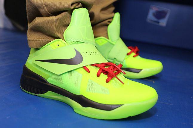Sneaker Con Charlotte Green Zoom Kd 1