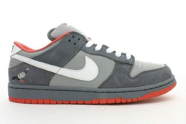 Nike Sb Dunk Pro Pigeon