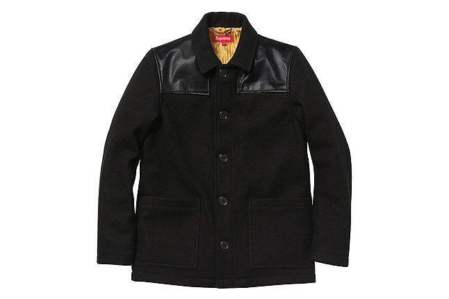 Supreme Donkey Jacket Black 1