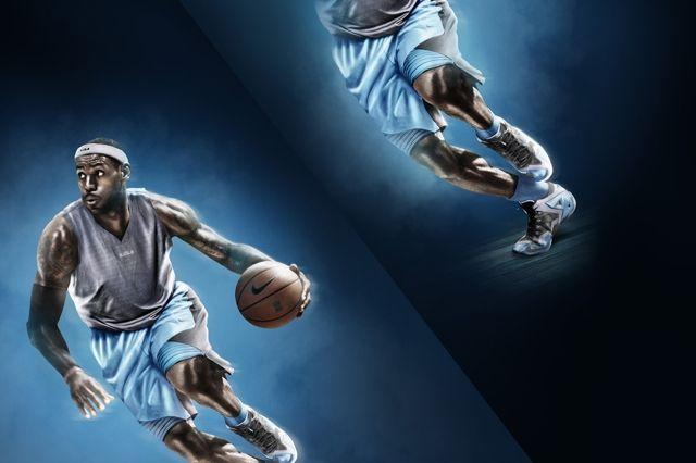 Nike Le Bron 11 Gamma Blue 61