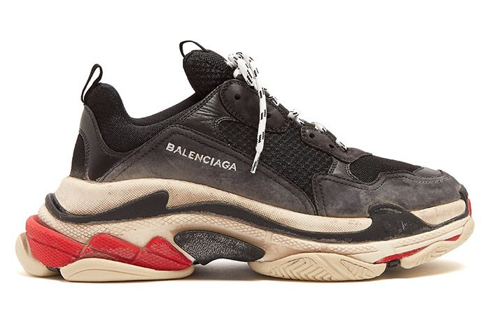1 Balenciaga Triple S Sneaker Freaker