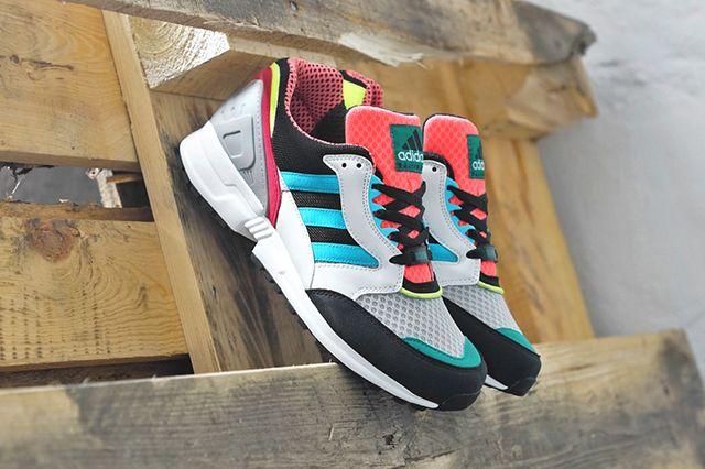 Adidas Eqt Running Cushion 91 Oddity Pack 5