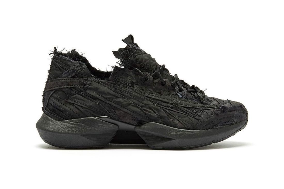 Kanghyuk Reebok Srs Sole Fury Black Dsm Lateral Side Shot