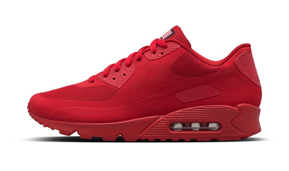 Air Max 90 22 Independence Day22 Red 2
