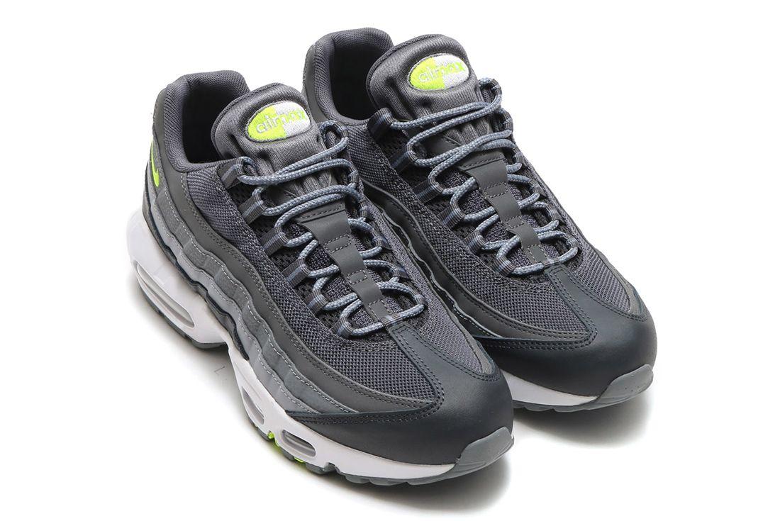 Nike Air Max 95 Anthracite Volt3