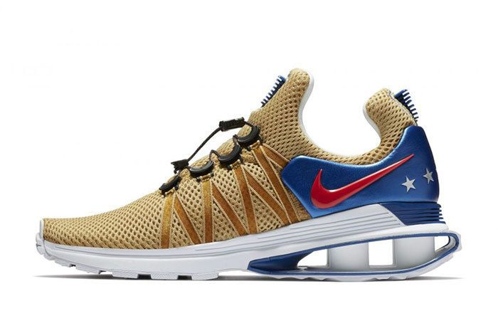 Nike Shox Gravity Usa 3