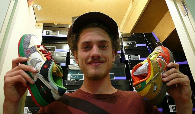 Lewis Marnell What The Dunk 4