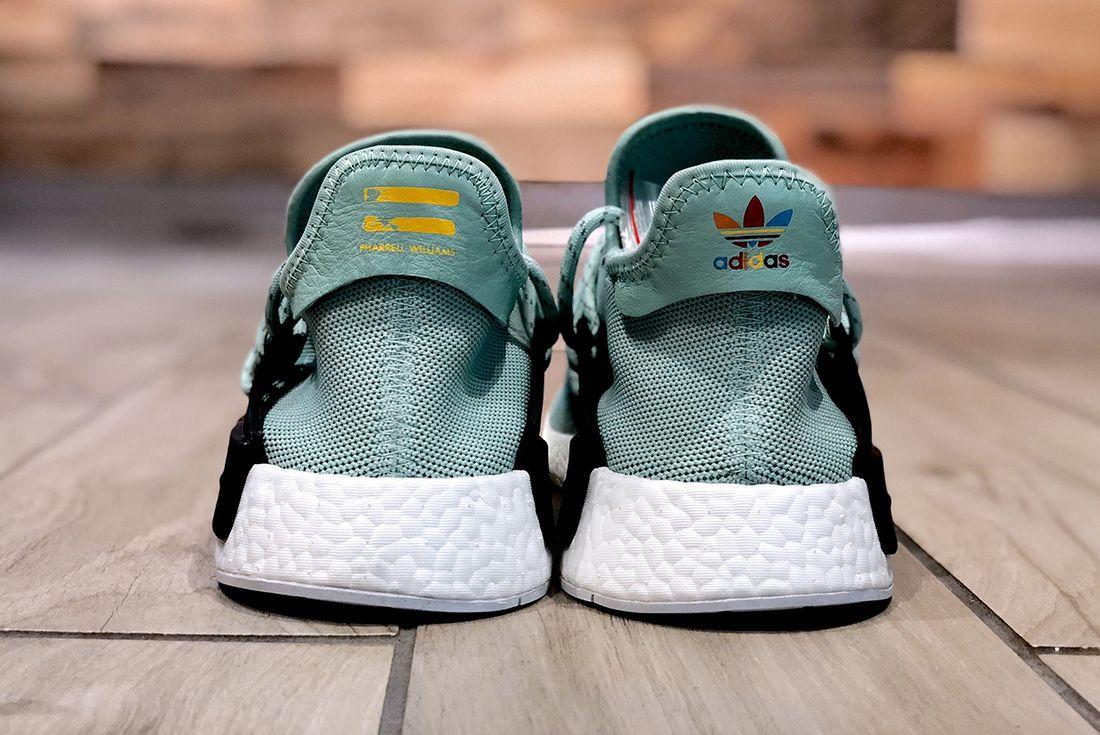 Pharrell X Adidas Hu Nmd Sample Sneaker Freaker 4