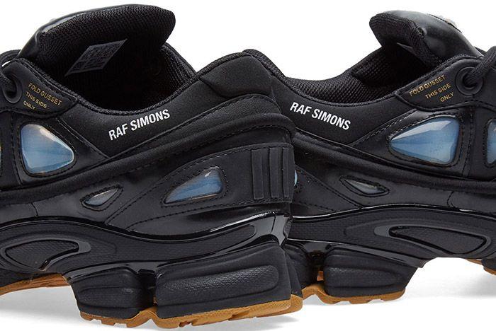 Raf Simons Ozweego Bunny Adidas Core Black 3