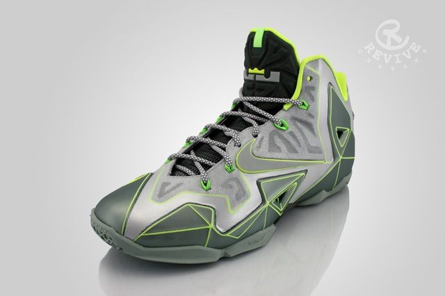 Revive Customs Nike Lebron 11 Vector 1