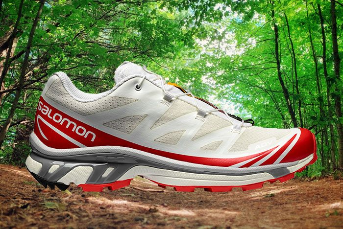 Salomon Xt 6 Adv Ltd Vanilla Lateral