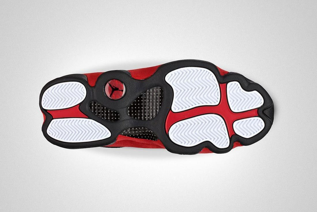 Air Jordan 13 Bred 2017 Retro2